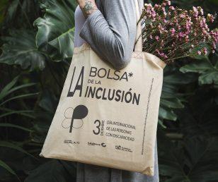 Campaña Bolsa de la Inclusión Asociación Igual a Ti