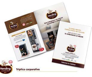 Nuevo catálogo de Vending Lardero